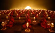 Makha Bucha Day Buddhist holy day